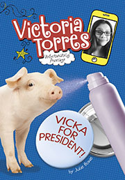 Vicka for President!